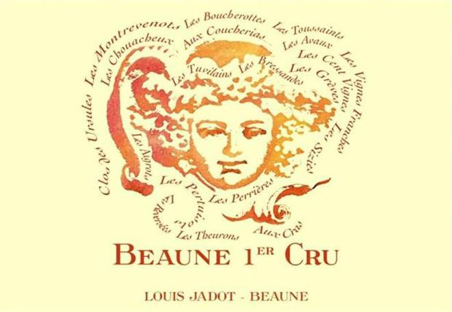 Jadot Beaune Celebration label