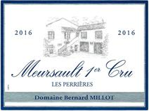 Millot Perrieres 2016 Label