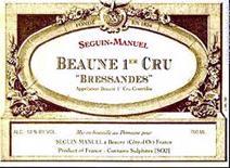 Seguin-Manuel_beaune_bressandes_label