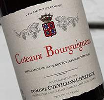 Chevillon-Chezeaux Coteaux Label