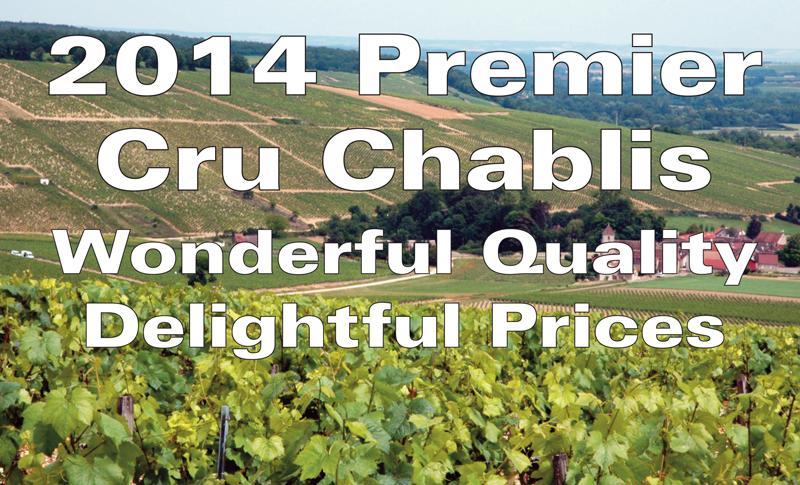 Chablis 2014 Premier Header