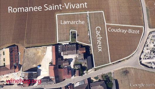Croix Rameau map