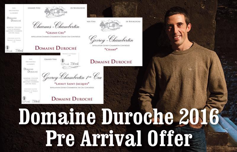 Duroche 2016 PA Header
