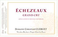 Clerget Echezeaux Label