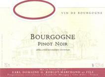 Roblot Bourgogne label