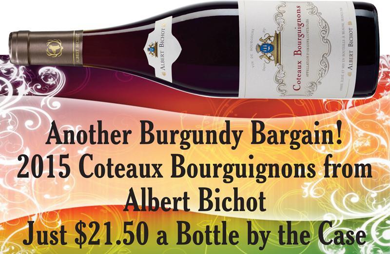 Bichot Coteaux 2015 Header