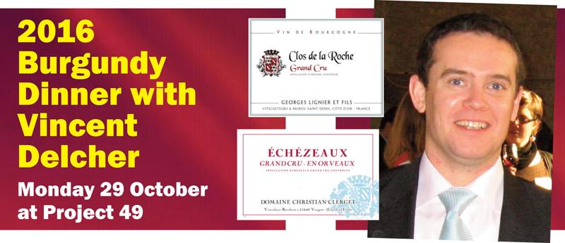 Burgundy Dinner Delcher header