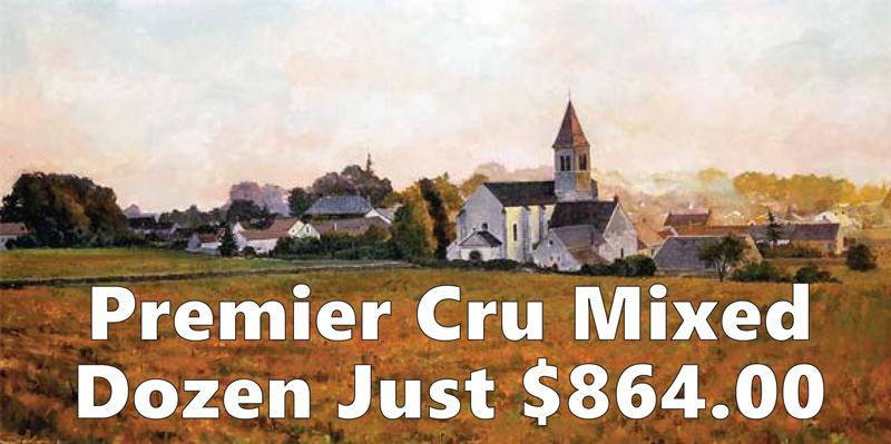 Premier Cru Mixed Dozen Header