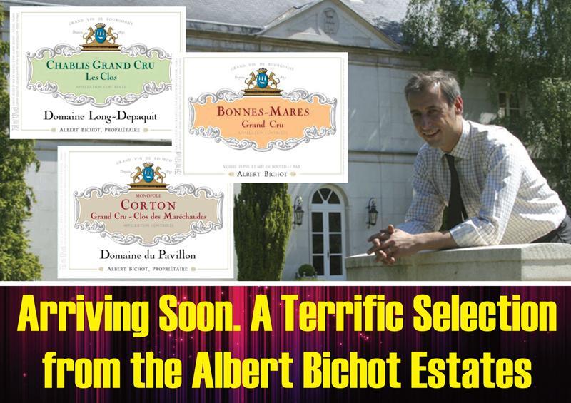 Bichot Estates Header