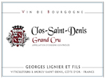 Lignier Clos St Denis Label