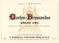 Dubreuil-Fontaine Bressandes Label