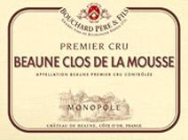 Bouchard Mousse Label