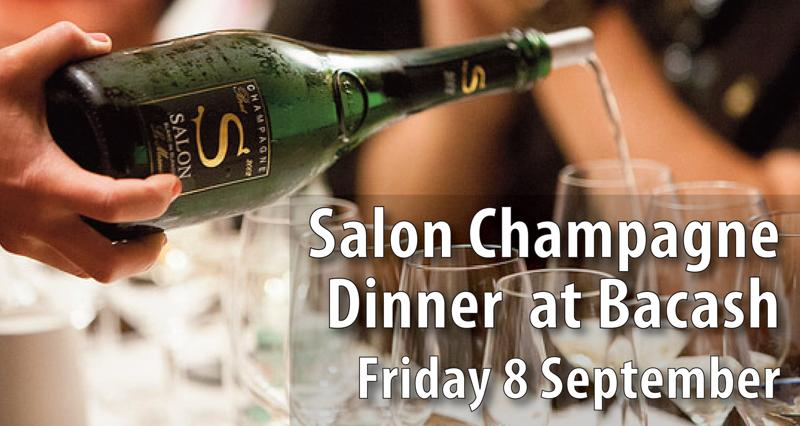 Salon Dinner Header
