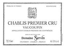 Servin Vaucopin Label