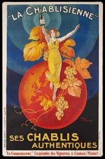 Chablisienne Poster