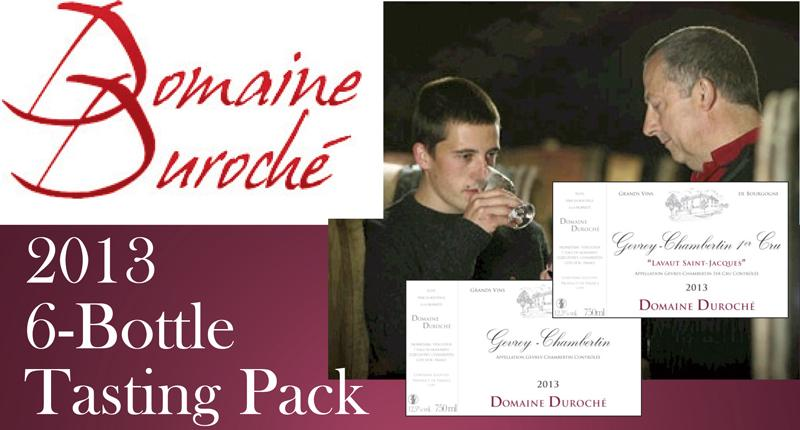 Duroche 2013 Pack Header