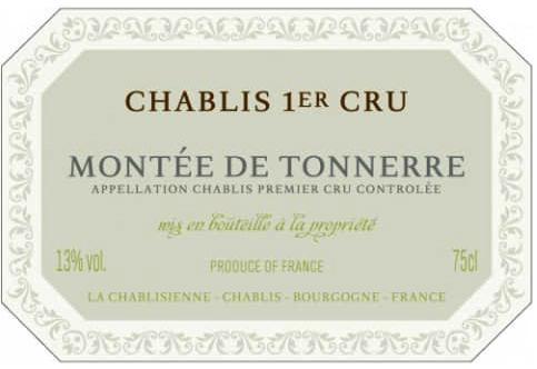 Chablisienne Montee label