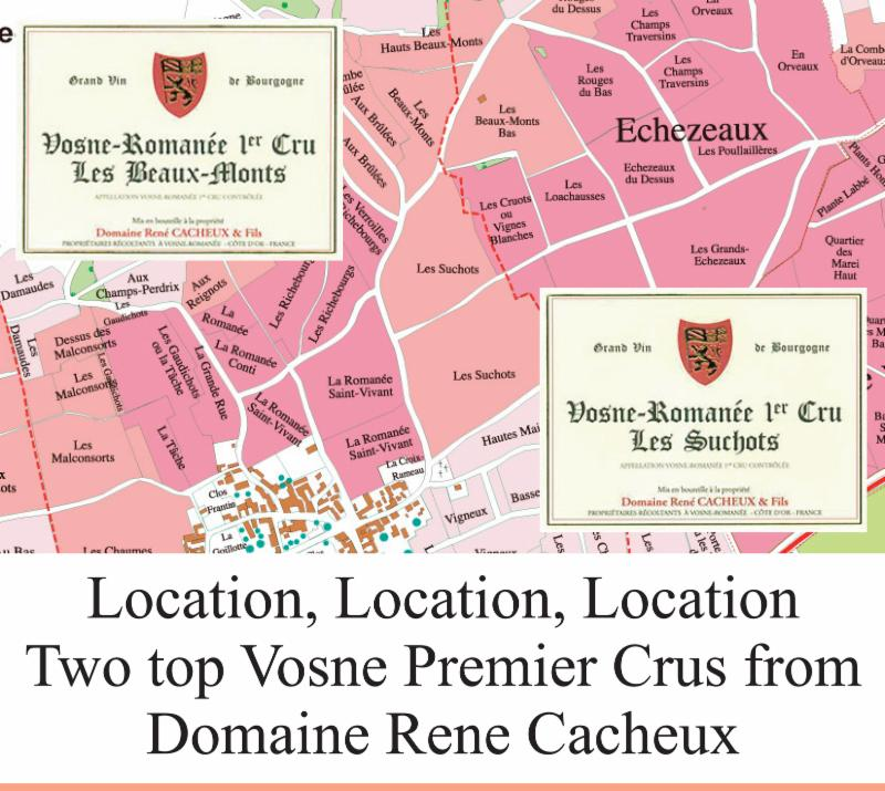 Cacheux Rene Vosne Header