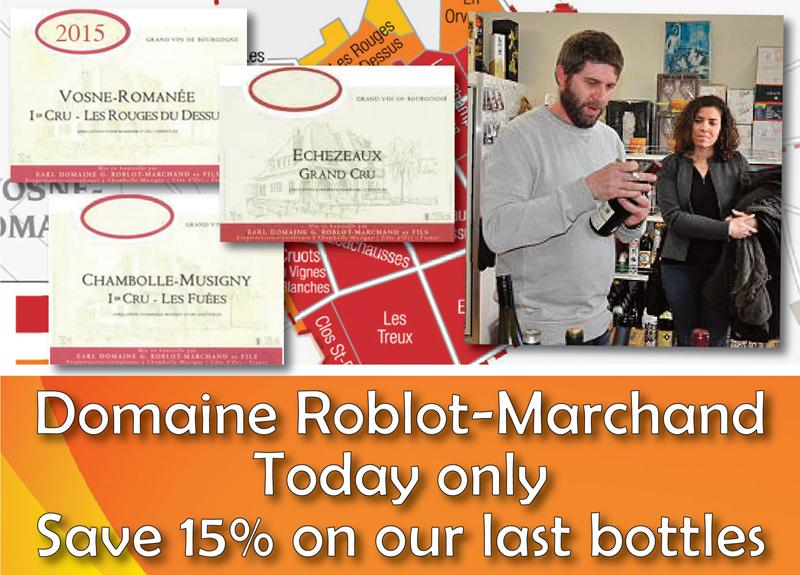 Roblot-Marchand Today Only