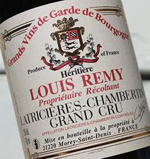 Remy Latricieres-Chambertin