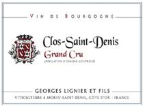 Lignier Clos-St-Denis label