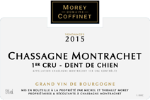 morey-coffinet dent label