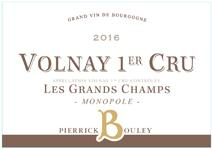 Bouley Pierrick Grands Champs label 2016