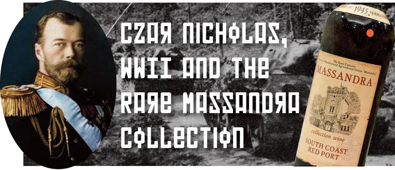 Massandra Czar Header