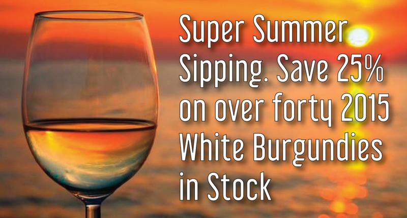 Super Summer Sipping Header
