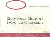 Roblot-Marchand Gruenchers Label