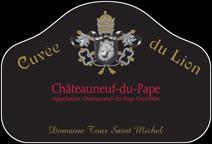 Tour St Michel Lion Label 3
