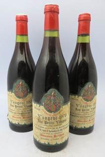 Bertagna 1976 Vougeot