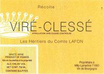 Lafon Vire-Clesse