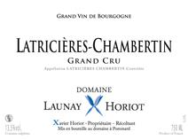 Launay-Horiot Latricieres NV Label