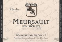 Coche Luchets Label