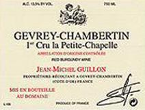 Guillon Petit Chapelle Label