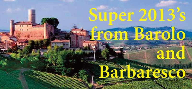 Super 2013 Barolo Header