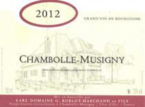 Roblot-Marchand Chambolle 2012