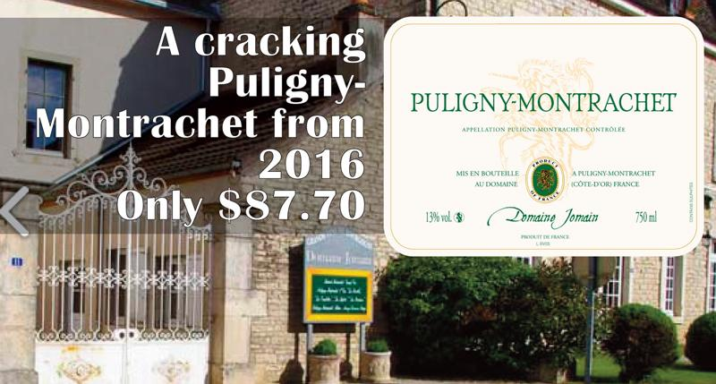 Jomain Puligny 2016 Header