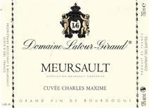 Latour-Giraud Charles Maxime Label