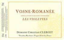 Clerget Violettes 2