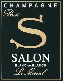 Salon NV Label