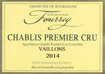 Fourrey Vaillons label