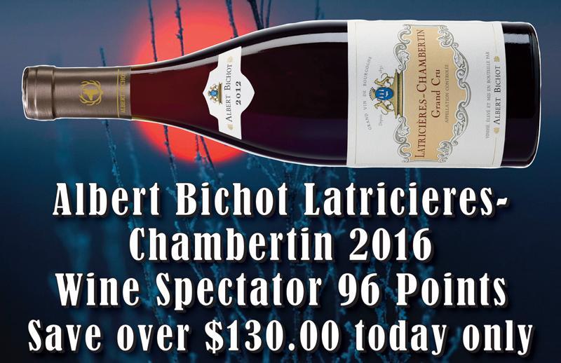 Bichot Latricieres Spectator 2016