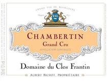 Frantin Chambertin Label