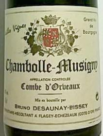 desaunay-bissey orveaux label
