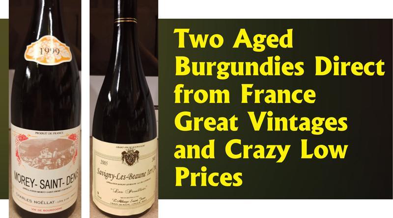 Two Burgundies Header