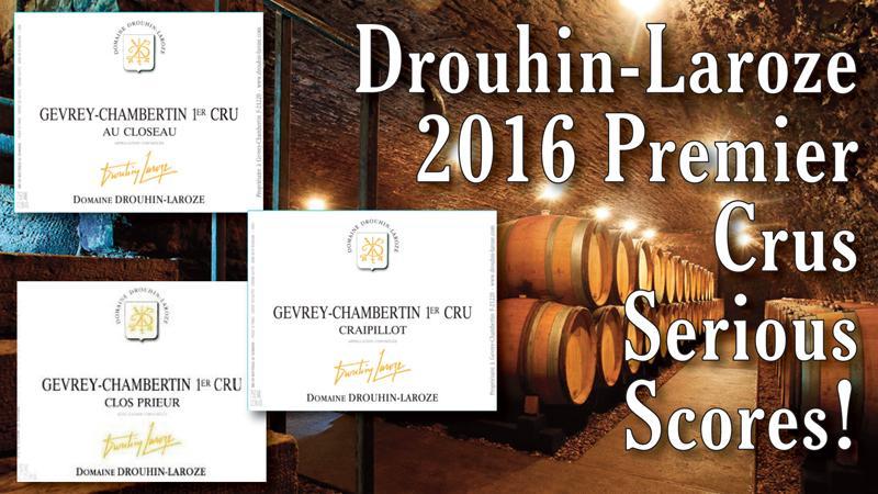 Drouhin-Laroze 1er Crus Header 2