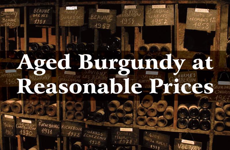 Aged Burgundy Header