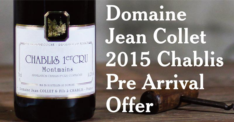 Collet 2015 Chablis PA Header